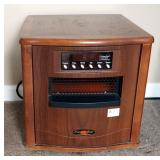 Comfort Zone Therapeutic Infrared Space Heater