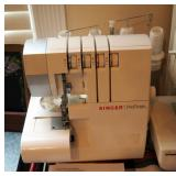 Singer ProFinish Serger Model 14CG754 With Instruction Manual