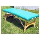 "Oakworks Aurora Collapsible Massage Table 27"" x 72"" x 29"""