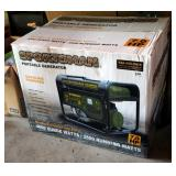Sportsman Gas Powered Portable Generator, 7 HP, 3500 Running Watts, New In Box
