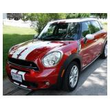 2015 MINI Cooper S Countryman All4 AWD 4 Door Hatchback, 4 Cyl, 1.6L Turbo, 6 Speed Manual, 75,180 M