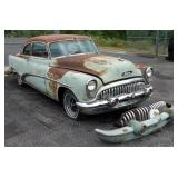 1953 Buick Special Two Door Coupe, Restoration Project