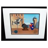 Bugs Bunny 50th Birthday Limited Edition Production Cel Collection, Boxed Set Of 5 Hand-Inked, Hand-
