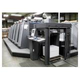 2012 Heidelberg SpeedMaster XL75, 23x29 5 Color Hybrid UV Press
