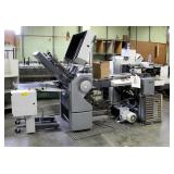 2008 Heidelberg Stahlfolder TH-56 Folder With Right Angle Folder, Includes Perforation Heads And Mac