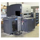 HP Indigo 5600 Digital Press, Lauda Ultra Cooler And Dongen Transformer, Includes 20 Cans Of HP Elec