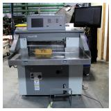 "Polar 66 Programmable Paper Cutter, Model 66X, Cutting Width Up To 67CM, 72"" X 49"" X 74"""