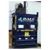 Bace Vertical Recycling Baler, Model V63HDHD, Approx. 11