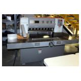 """Polar Programmable Paper Cutter, Model 78E, 58"""" x 78"""" x 80"""""""