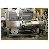 "2002 Kallfass Universal 5050 Shrink Wrap Machine, 3 Phase, 62"" x 68"" x 55"""