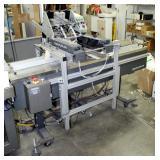 "Superior-PHS XM-1 Feeder, Batch Dropper, And Conveyor, 68"" x 72"" x 32"""
