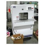 CE Stretch Film Machine, Single Phase, Includes Shrink Film Assortment