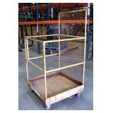 Hercules Maintenance Platform, Model KI-160, 500# Capacity