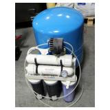American Moistening Company Industrial Space Humidifier, Reverse Osmosis Water Storage Tank, And Spe