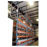 Heavy Duty Steel Pallet Racking Includes, 18