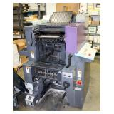1999 Heidelberg Print Master QM 46-2 Color Press With Press Specialty C9000 Paper Feeder, Includes A