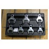 "Sunex 1"" Through 1.5"" Crowfoot Wrench Set With Storage Tray"