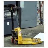 Wesley Corp. All-American Narrow Hydraulic Pallet Jack / Mule, Model 24-14-5000AA, 5000lb Capacity