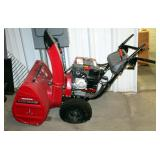 """Honda 28"""" Snow Blower, Model HS928, Need Air In Tires, Includes Owners Manual"""