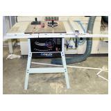 "Delta ShopMaster 10"" Table Saw, Model TS300, Powers On, 40"" x 51"" x 30"""