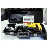 "DeWalt 1/2"" Right Angle Drill, Model DW120, Appears New In Box"