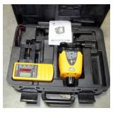 LaserMark Laser Levels, Models LD-100N And LM30, Includes Hardware, Manual, And Carrying Case