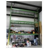 Heavy Duty Steel Pallet Rack, Approx. Measurements: 18