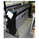 Summa S160T Series Vinyl Cutter, Model DPH1-HCR