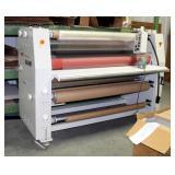 """GBC Professional Wide Format Roll Laminator Model 3064WF, 59"""" x 93"""" x 39"""""""