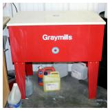 Graymills Parts Washer, Model PL36-A