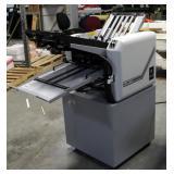 Baum Ultra Fold Tabletop Paper Folder, Model 714XLT, Includes Metal Stand