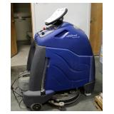 Windsor Rechargeable Chariot I-Scrub Floor Scrubber, Model CS20, 25.6 Hours Showing