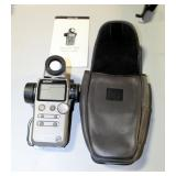 Sekonic Super Zoom Master L-608, With Soft Carrying Case