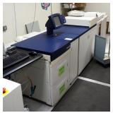 Xerox 7002 Digital Color Press With Fiery EX700 Server Control Station