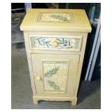 "Printed Bi-Fold Door, 79"" x 35"", Bi-Fold Door, 79"" x 35"", Mosaic Style Single Drawer Cabinet, 28"" x"