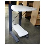 """Creo General Stand Standing Workstation With Folding Top, 42"""" x 27.5"""" x 28.5"""""""
