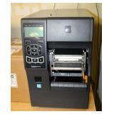 Zebra ZT410 Label Printer, Powers On, Includes Ribbon