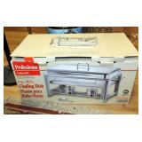 Chafing Dish, Ice Bucket, Metal Tins, Toaster, Coffee Pot, Organizer, And More