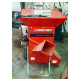 Troy Bilt Super Tomahawk Gas Powered Pull Behind Wood Chipper, Model # 47251, Including Additional F