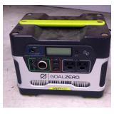 Yeti 400 Goal Zero Solar Power Bank/Generator