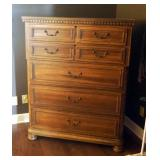 """Solid Wood Cedar Lined 7 - Drawer Chest Of Drawers, 57"""" x 20"""" x 45"""""""