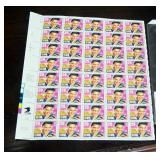 Elvis 29 Cent Postage Stamps, Qty 3 Sheets,
