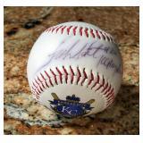 Autographed Frank White #20 Kansas City Royals Baseball