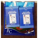 Kansas City Royals, Hall Of Fame, Kevin Appier Bobblehead Dolls, New In Box, Qty 2, And Royals Tote