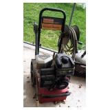 Craftsman Gas Powered Pressure Washer With Briggs And Stratton 7HP Motor