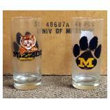 University Of Missouri Printed Drinking Glasses, Qty 48