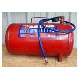 Air Works Portable Air Tank, Max PSI 125
