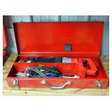 Milwaukee Electric Sawzall, Model 6521-21, In Metal Carrying Case