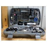 Debiliss Air Power Company, Pneumatic Tools Kit, Including Impact Wrench, Air Hammer, Rotary Tools,
