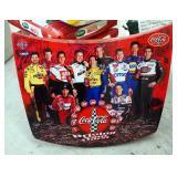"NASCAR Coca-Cola Racing Family Replica Car Hood, 26"" x 26"""